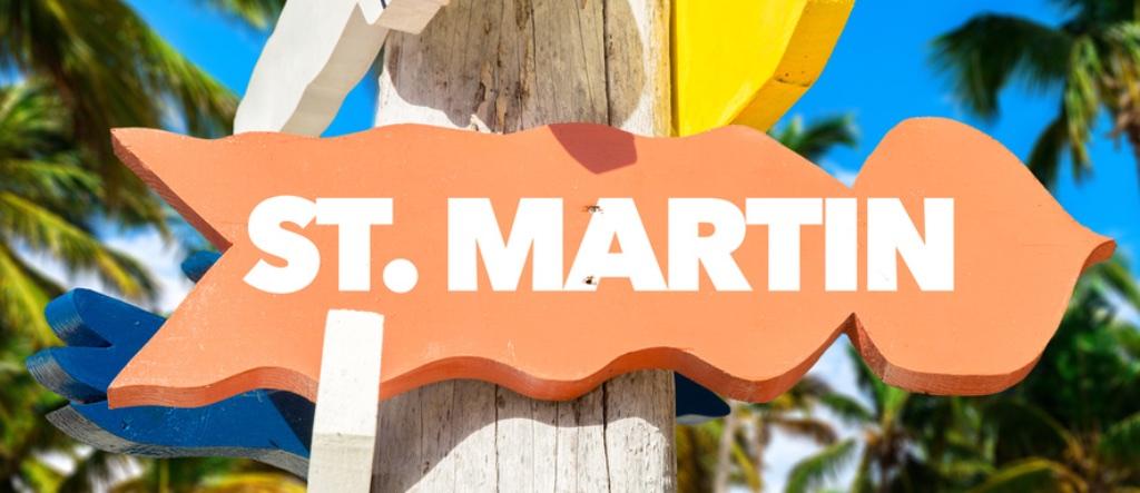 St. Martin international