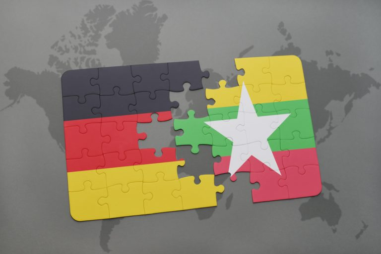 Tag der Deutschen Einheit in Yangon