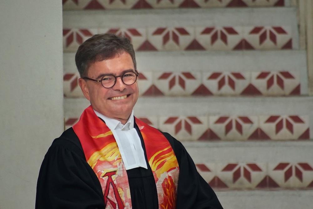 Amtseinführung Evangelischer Pfarrer