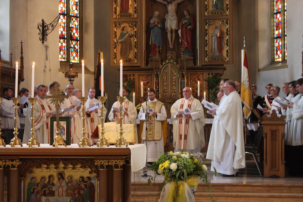 Priesterweihe und Primiz von Christoph Herr