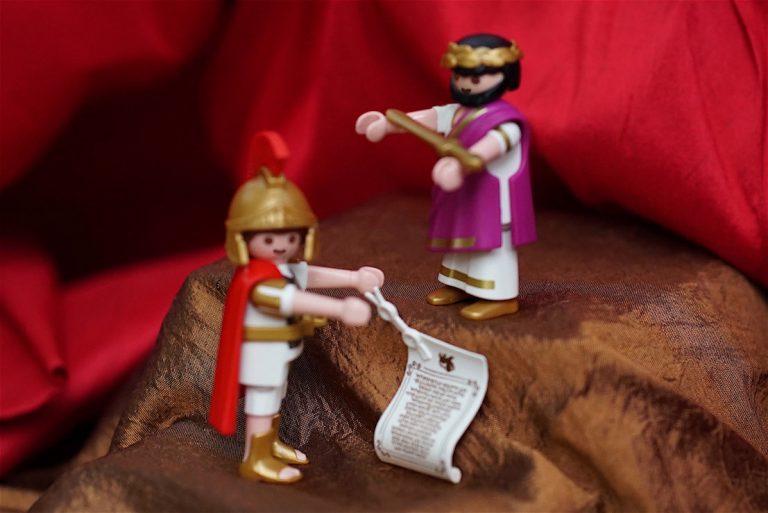 Sankt Martin – neu erzählt