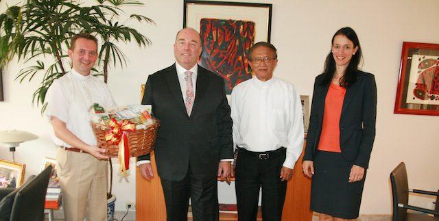 Deutsche Hilfswerke in Zusammenarbeit mit Katholischer Kirche in Thailand