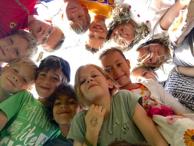 Erster Einkehrtag Kommunionkinder