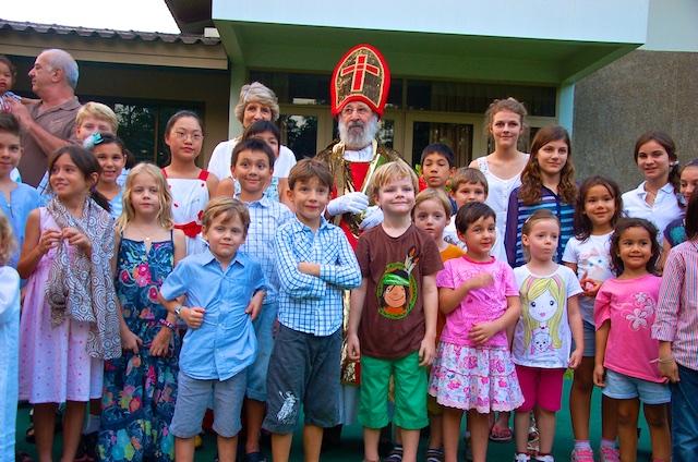 Nikolaus – Das Original! Ökumenischer Adventsgottesdienst und Nikolausfeier 2014