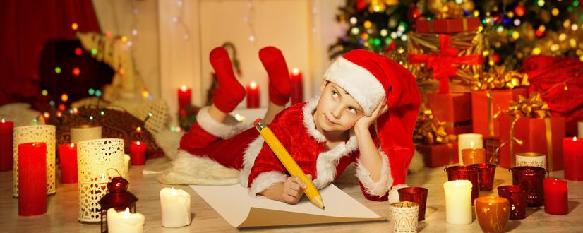 Schreib´doch mal dem Nikolaus!