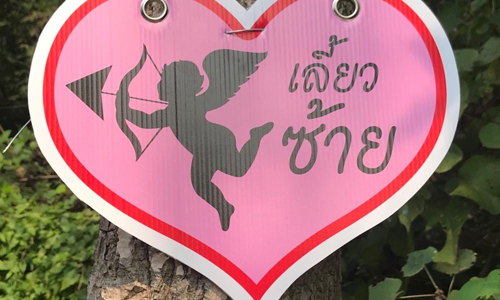 Valentin in Kambodscha
