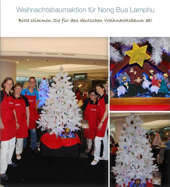 Ein Klick, der hilft … Weihnachtsbaumaktion 2014
