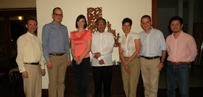 Thailand und Deutsche Unternehmen