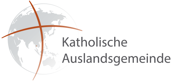 Logo - Deutschsprachige Kath. Gemeinde St. Marien in Bangkok / Thailand