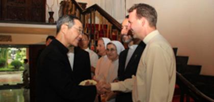 Neuer Nuntius für Thailand