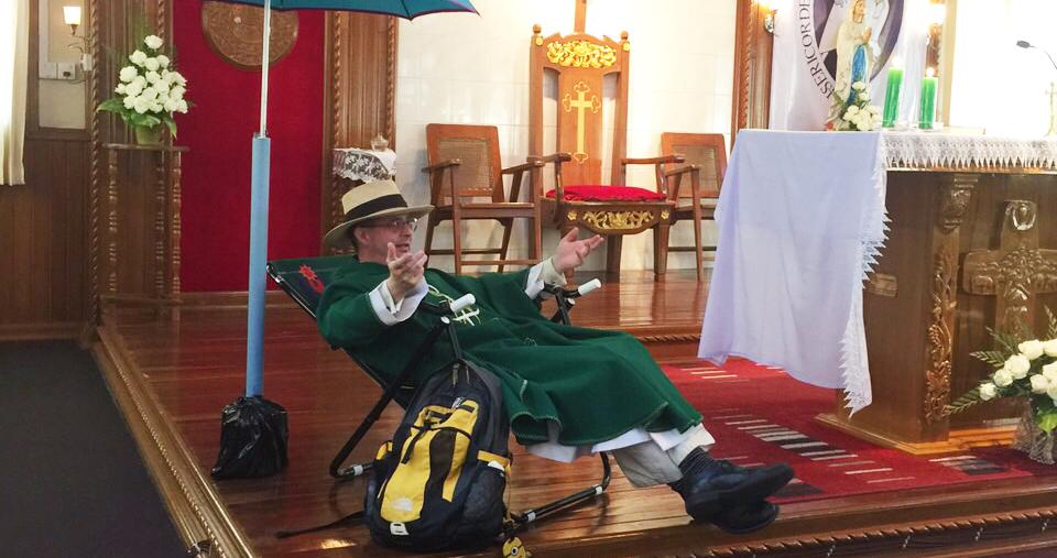 Ökumenischer Gottesdienst in Yangon