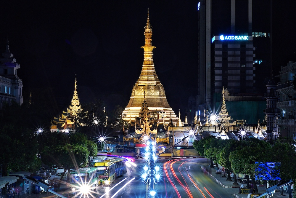 Hl. Messe in Yangon