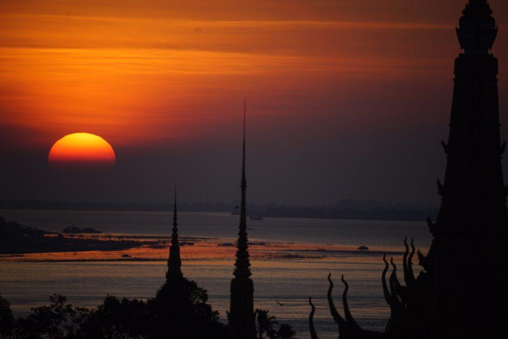 Nähe in Distanz in Phom Penh