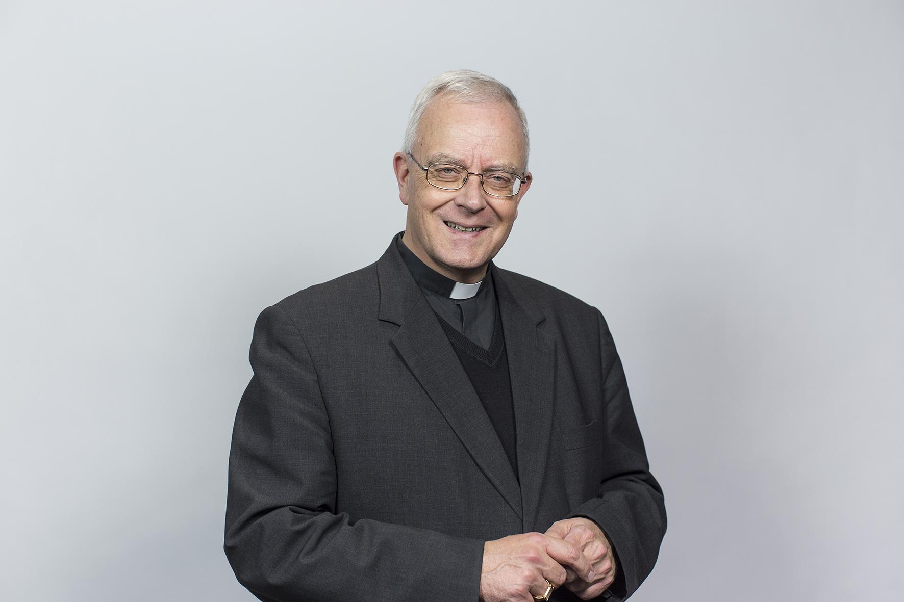 Bischof König in Yangon