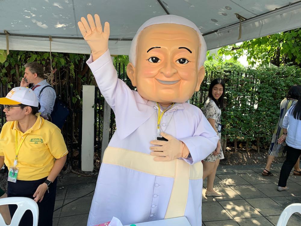 Update zum Papstbesuch