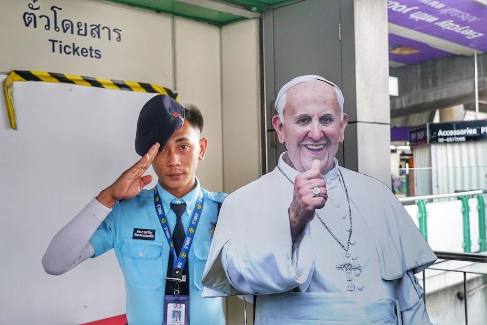 Ticketing für Papstmesse