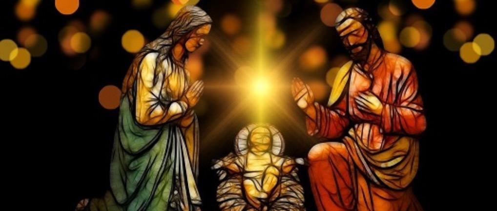 Weihnachten zu Hause beten